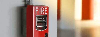 Fire alarm Kent